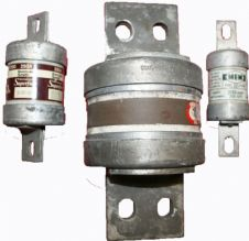 HRC Fuse Links (High Rupture Capacity) and HBC Fuse Links (High Breaking Capacity)